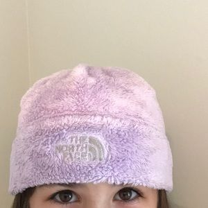 The North Face Osito Fleece Beanie winter hat